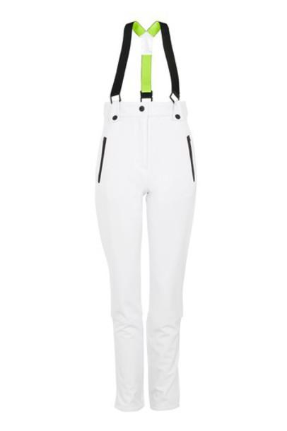 Topshop white pants