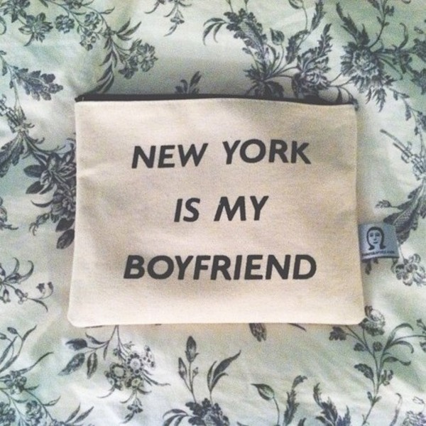 bag makeup bag new york city