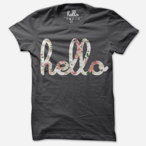 Hello Merch — Hello Apparel for Adults & Kids
