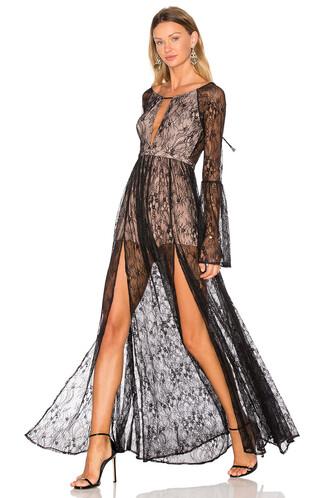 dress maxi dress maxi black