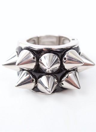 Cone Spike Ring | Shop Spike Accessories at MessesOfDresses.com
