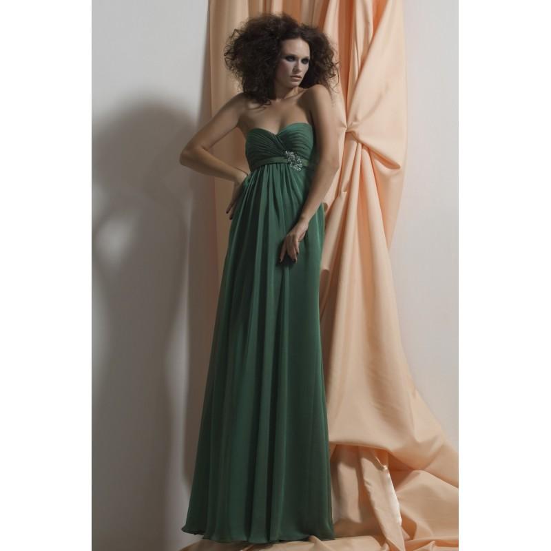 Fields Long Strapless Bridesmaid Dress 3510 Crazy Sale Bridal