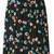 Marc Jacobs - assorted licorice printed skirt - women - Silk - 8, Black, Silk