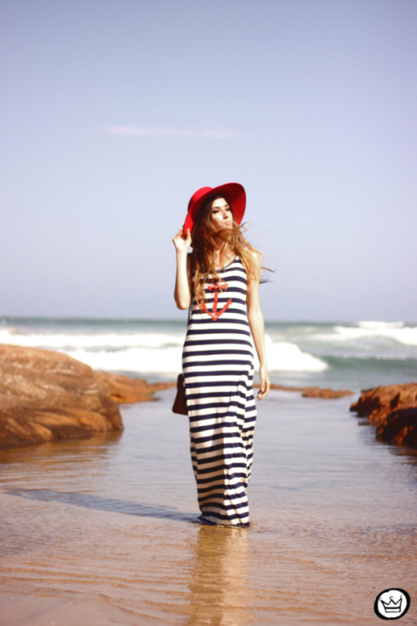 fashion coolture dress hat bag