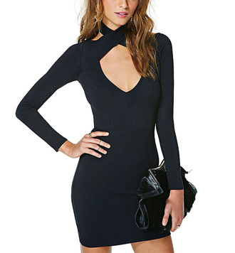 dress bodycon black dress black bodycon dress little black dress