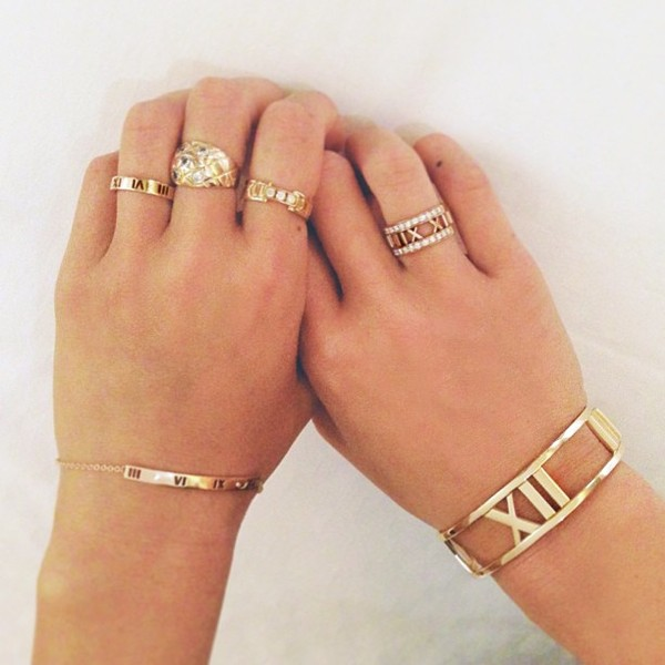 What Are Tiffany Atlas Rings