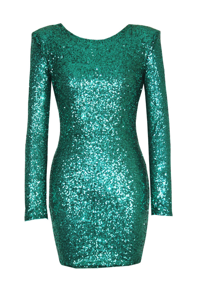Ramona sequin dress