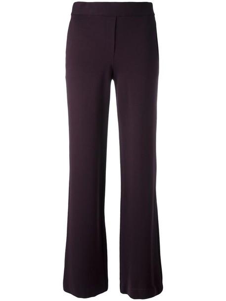 theory women purple pink pants
