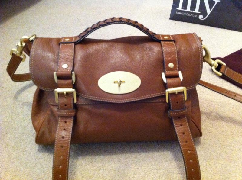 a182702f71 ... coupon code for mulberry alexa handbag on ebay end time 08 mar 11  185457 gmt 67f8b