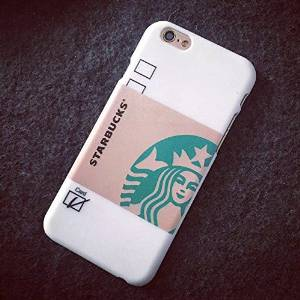 Amazon.com: Eric? New Starbucks Coffee Touch Cup Hard Case Cover For iphone 6 (4.7