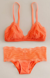 orange,orange underwear,orange swimwear,underwear,swimwear,ruffled bikini,coral bikini,bra,brand,how much it cost,neon swimsuit,lace,coral,bikini,high waisted bikini,girl,summer,cute,wavy,peach,spring colors,ruffle,pretty,elegant,bralette,swimwear two piece,lace swimwear pink peaches nude. pretty summer sum.