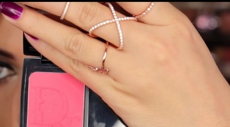 jewels knuckle ring