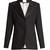 Bowie Rockstar-appliqué single-breasted jacket