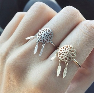 jewels ring dreamcatcher