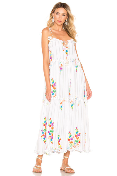 All Things Mochi Mady Dress in white