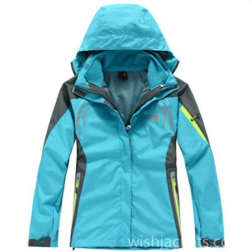 North Face Canada Blue Hyvent Jacket Womens Bj130248