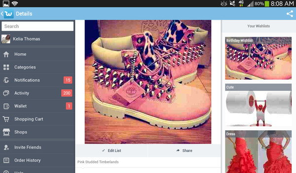 shoes studed