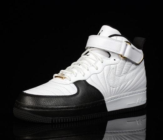 Air Jordan 12 x Air Force One Fusion | SneakerFiles