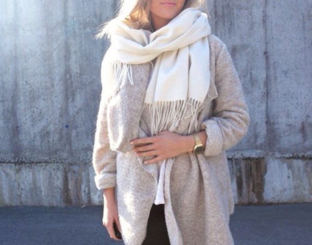 cardigan coat beige jacket