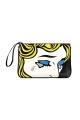 Girl's Tear Print Clutch Bag - OASAP.com