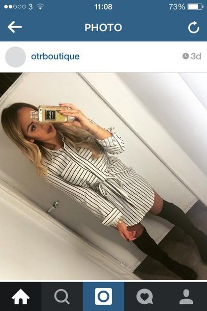 dress shirt stripes fashion