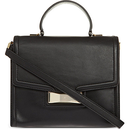 KATE SPADE - Penelope leather satchel | Selfridges.com