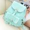 Unique college cute mint green backpack&shoulder bag · fashion kawaii [japan & korea] · online store powered by storenvy