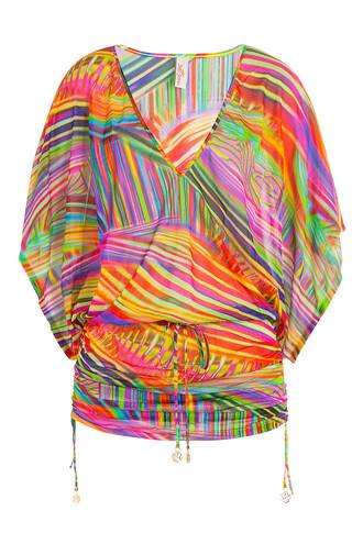 tunic multicolor top