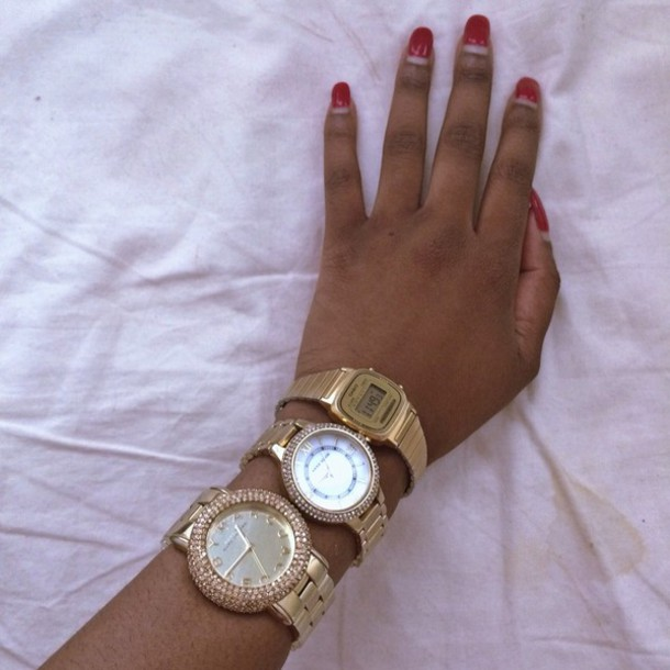Jewels Watch Watch Marc By Marc Jacobs Casio Watch Vintage