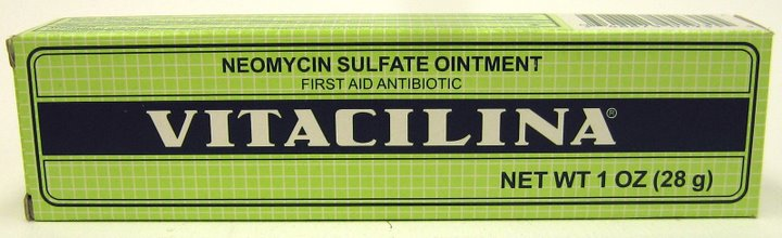 Vitacilina Antibiotic Ointment - Unguento con Antibiotico - 1 oz