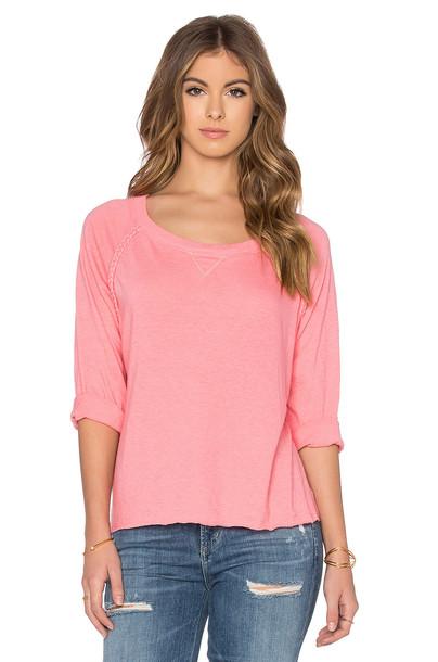Nation LTD sweatshirt pink