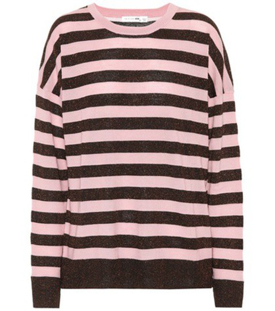 Rag & Bone sweater wool pink