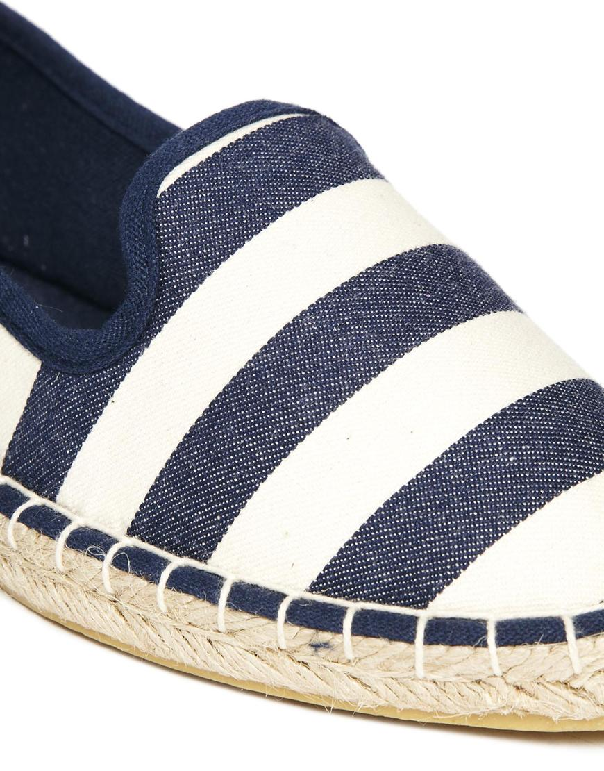 ASOS JUNCTION Espadrilles at asos.com