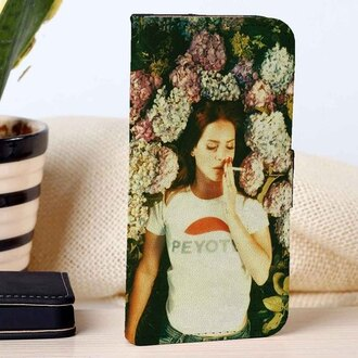 phone cover iphone 4 case iphone 5 case lana del rey