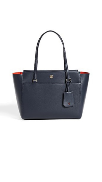 Tory Burch navy bag
