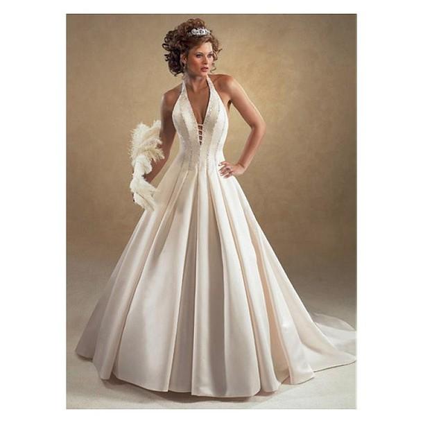 dress wedding dress handwork black dress halter top
