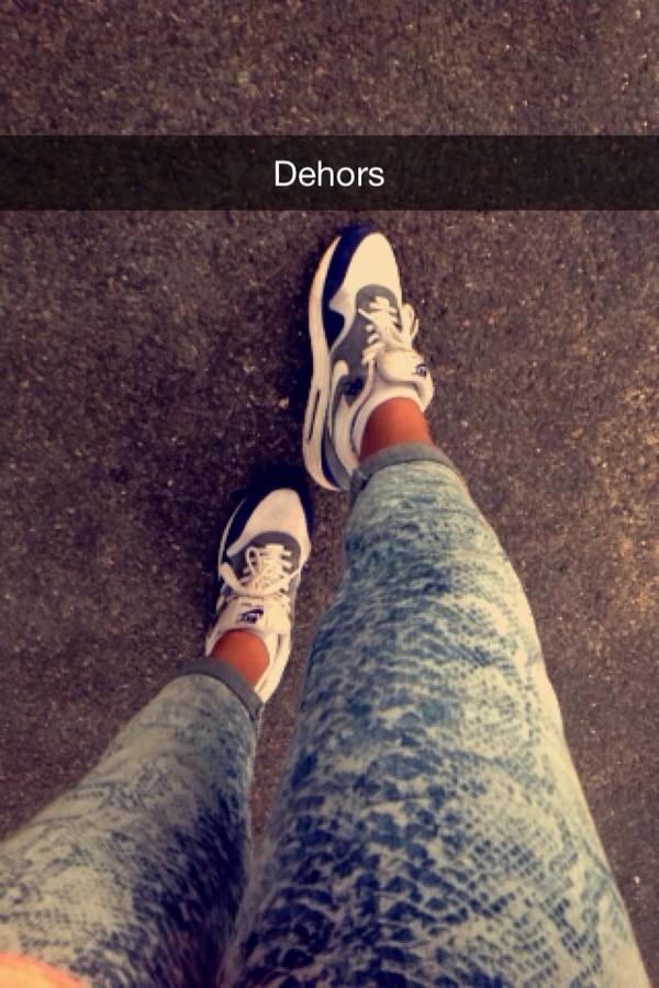 shoes airmac blue shoes bleu