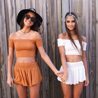 romper two-piece two piece dress set summer