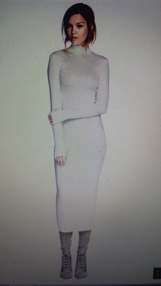long dress long jersey long jersey long dresses jersey dress long sleeves long sleeve dress turtleneck