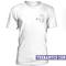 Not you in this heart t-shirt - teenamycs