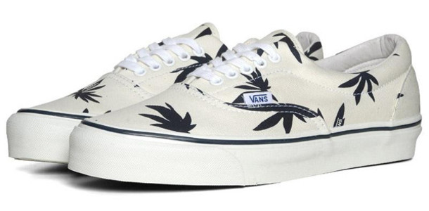 b6822e2816 shoes vans vans vans weed clothes palm leaf