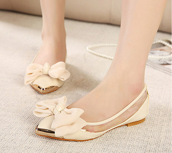 Aliexpress.com : buy new 2014 ballet flats for women fashion candy color round toe casual shoes pink green size 35 39 7504 from reliable flats heels suppliers on new fashion shoes