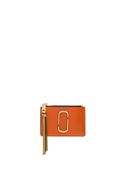 Marc Jacobs top zip orange
