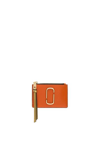 top zip orange
