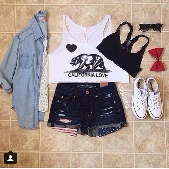 california blouse