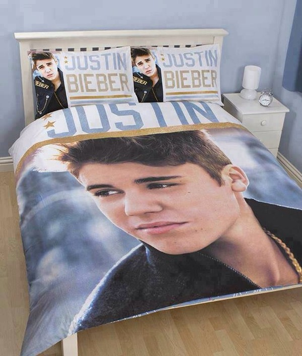 jewels justin bieber jb kidrauhl bedroom sheet