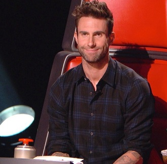 shirt button up shirt button down shirt adam levine the voice checkered