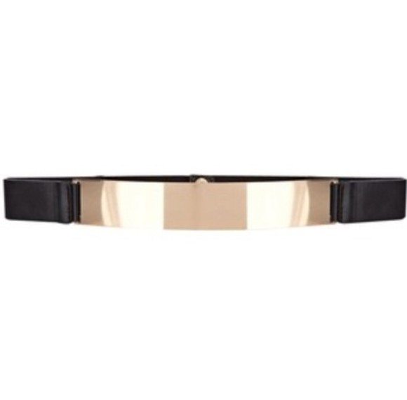 Belt gold waist belt black metal gold waist belt Belt cute cute belt