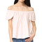 Sincerely jules carmen top - pink