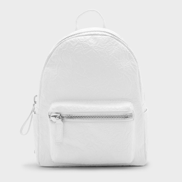 basic bag white